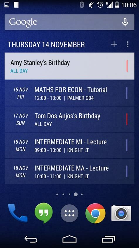 best calendar widgets today calendar widget