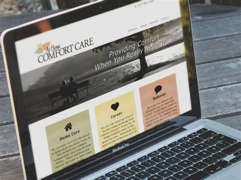 comfort high school address at home comfort care jim trout illustration design
