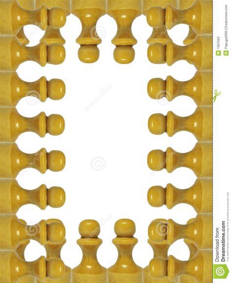 figure frame chess figures frame stock photos image 1907563