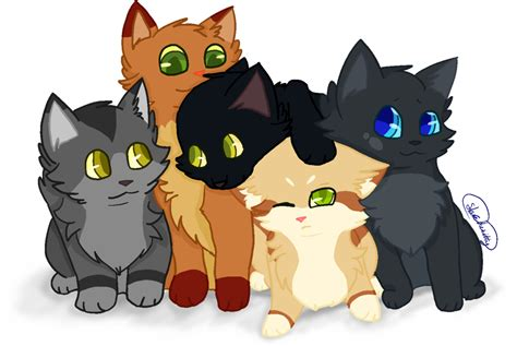ov wright we be long to each other warrior cat squad by flarethekitty on deviantart