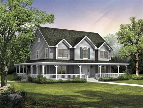 big country house plan someday