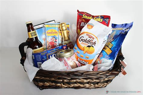 94 family game night gift basket ideas these diy gift