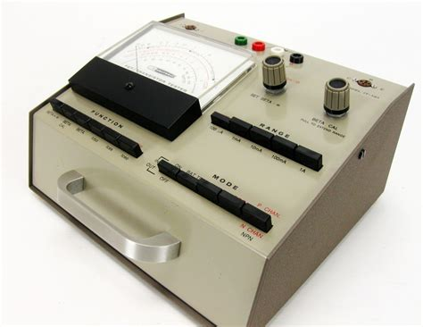 transistor fet tester transistor fet tester 28 images 17 best images about heathkit on radios models and auction