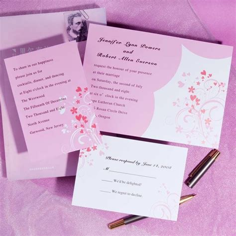 Cheap Wedding Invitation by Unique Wedding Invitations Cheap Wedding Invitations