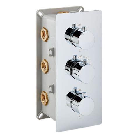 unterputz duscharmatur edle thermostat unterputz duscharmatur up11 01 mit 3 wege
