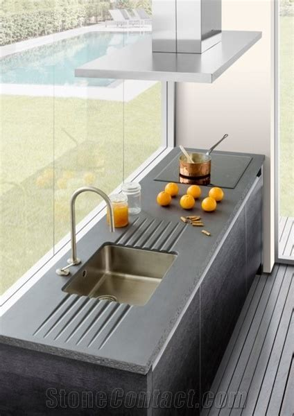 Lava Countertop by Glazed Lava Kitchen Counter Tops From Greece Stonecontact