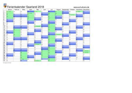 Kalender 2018 Zum Ausdrucken Ferien Hessen Schulkreis De Schulferien Kalender Saarland 2018 Feiertage