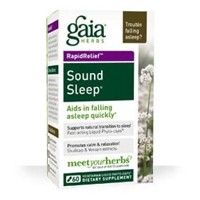 supplement j approval time gaia herbs sound sleep liquid phyto capsules
