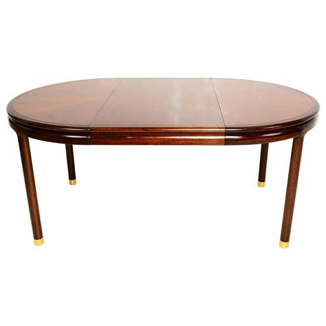 Oval Dining Tables For Sale Walnut Oval Dining Table For Sale At 1stdibs