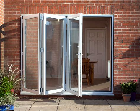 Exterior Bi Folding Doors Homeofficedecoration Bifold Exterior Door