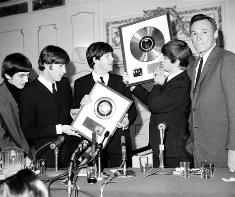 Records President Beatles With Records Part Twenty Two Beatles