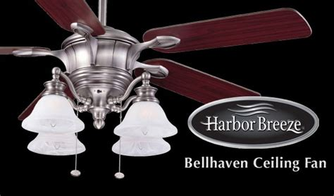 harbor bellhaven ceiling fan harbor bellhaven ceiling fan