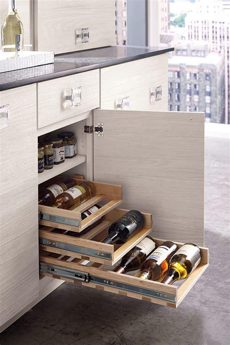 base cabinet    wine bottle pullouts diamond
