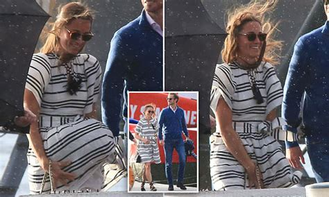 pippa middleton wears kate spade dress  sydney daily