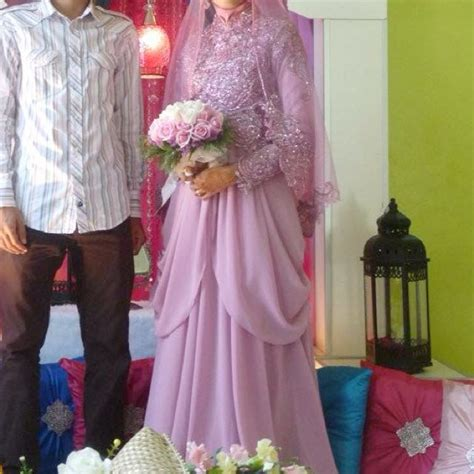 Dcc Dress Kathy Baju Kembar baju bertunang baju kahwin muslimah fashion on carousell