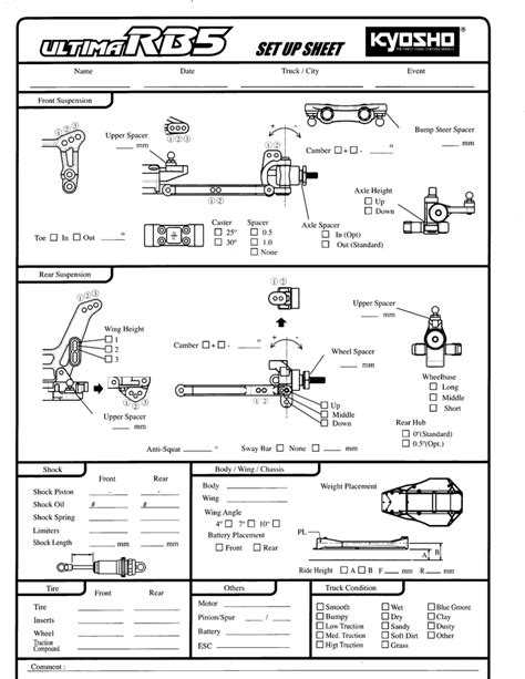 oval go kart setup sheet pictures to pin on pinterest