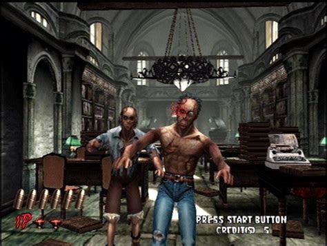house of dead the house of the dead 2 screenshots for dreamcast mobygames