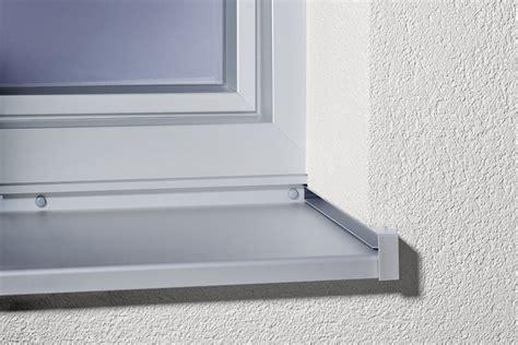 außenfensterbank alu aluminium eder