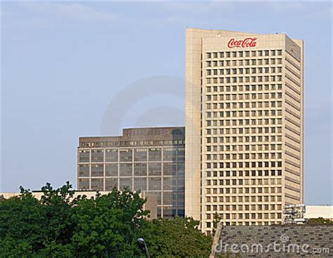 Coca Cola Atlanta Office by Coca Cola World Headquarters Editorial Photo Image 15004151