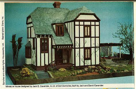 english country house interior design english country miniature house mar 1981 decorating craft ideas magazine members