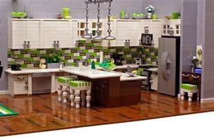the brickverse amazing lego interiors