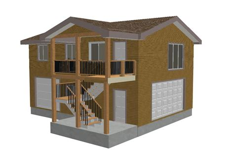build a garage apartment free home plans building garage plan story two