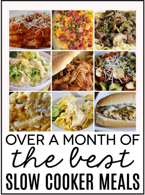 top 28 best crockpot meals best crock pot dinners 28