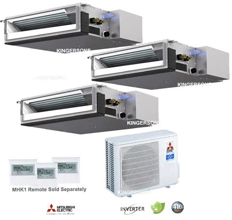 ductless mini split concealed purchase mitsubishi mxz8c48na sezkd12na4r1 sezkd18na4r1