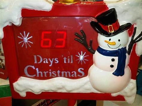christmas countdown clock yard decoration countdown to decoration outdoor psoriasisguru