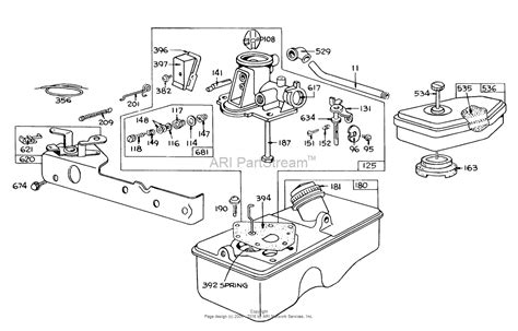briggs and stratton lawn mower engine parts diagram generous briggs and stratton lawn mower engine diagram