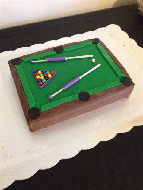 pool table cakes best 25 pool table cake ideas on pool