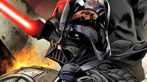 star wars comic spins   darth vader series finale