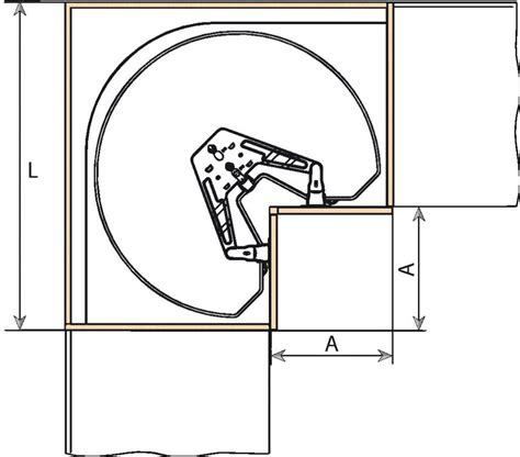 poign馥s de portes de cuisine ferrure pour meuble d angle