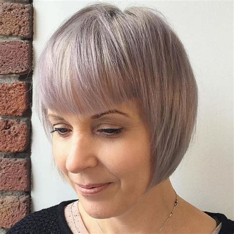 over 40 hairstyles no bangs 60 most prominent hairstyles for women over 40 bob with