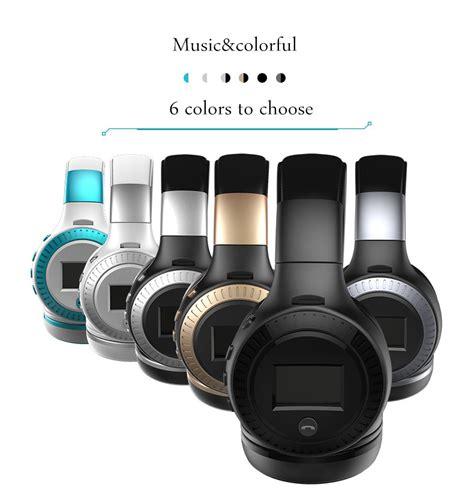 Zealot B19 Wireless Headset Bluetooth Headphone With Tf Fm Radio Zealot B19 Digital Display Stereo Wireless Bluetooth Headset Tf Card F Visiocology