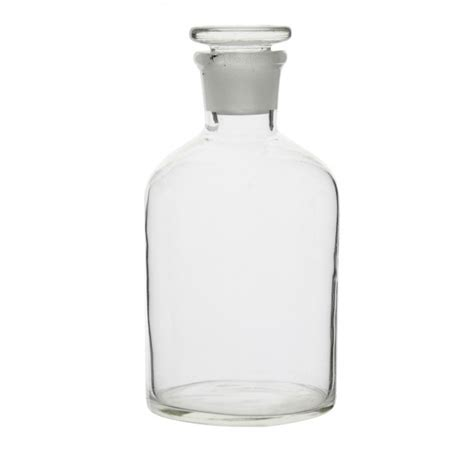 Regent Bottle 1000ml Clear Botol Regent quartz laboratory ware manufacturers exporters suppliers