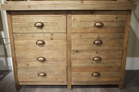 Reclaimed Oak Sideboard reclaimed oak sideboard with high storage by cambrewood notonthehighstreet