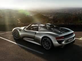 918 Spyder Porsche Porsche 918 Spyder Interactive Microsite