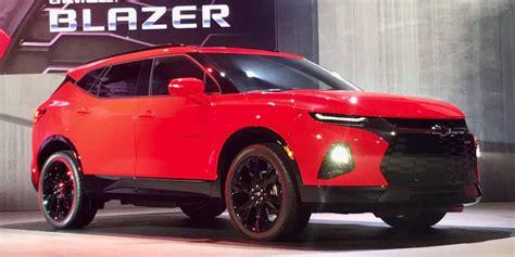 Chevrolet Blazer 2020 Price by Chevrolet Blazer 2020 Rating Review And Price Car