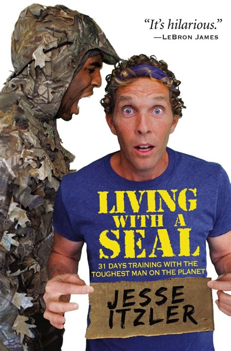 Living With 4 killer workouts from living with a seal that will push