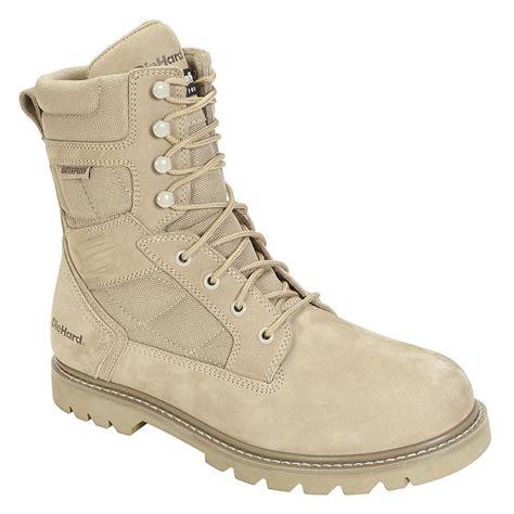diehard boots diehard s work boot shoes sand ebay
