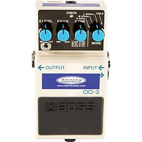 boss dd 3 digital delay pedal musicians friend keeley modded boss dd 3 digital delay guitar effects pedal