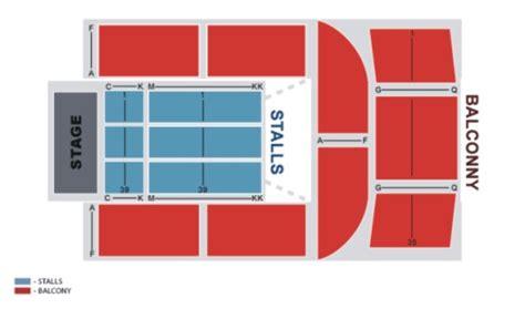 O2 Arena Floor Plan Newcastle City Hall