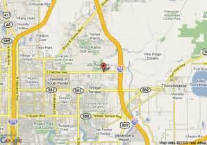 map of ave florida map of residence inn by marriott ta fletcher