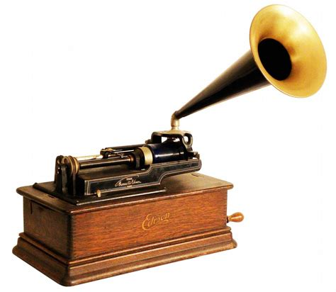 a edison home phonograph