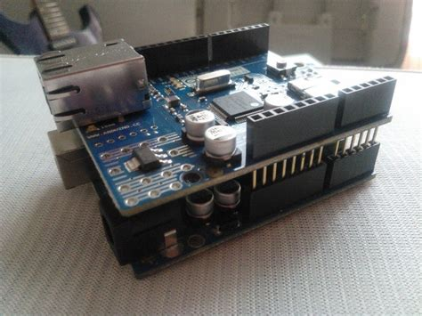 remote home automation exle arduino ethernet shield