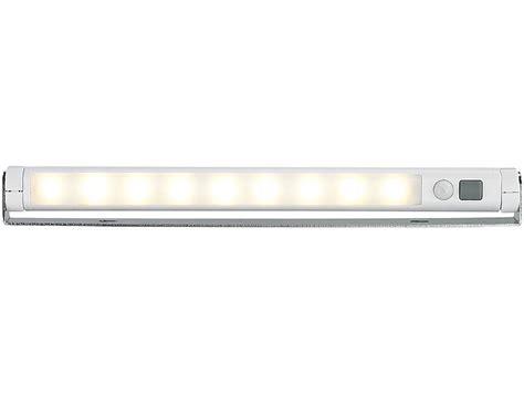 schrankbeleuchtung ohne strom lunartec led lichtleiste kabellos automatische led