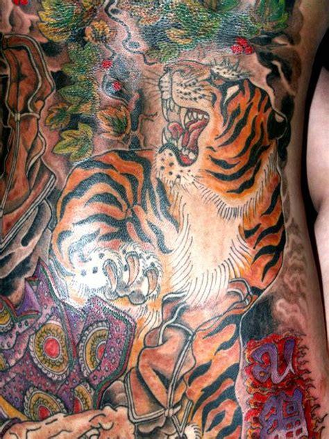 水滸伝 行者 武松 虎退治 東京 初代彫心の刺青 和彫りの世界 楽天ブログ