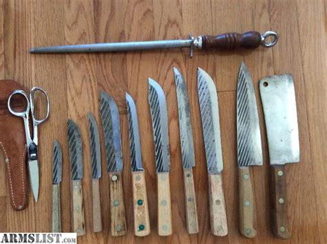 butcher knife for sale armslist for sale xx 12 vintage butcher