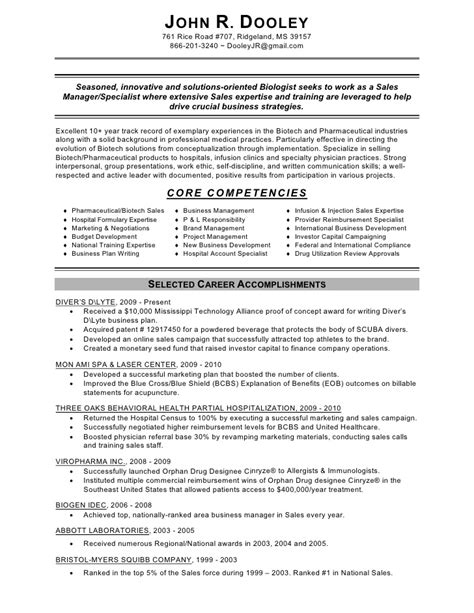 Dooley, John Sales Manager Specialist Resume Finalized